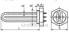 Блоки трубчатых электронагревателей