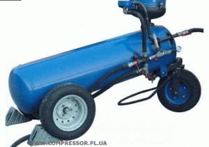 Car peskodrobestruyny Taree 150
