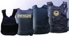 Armored (ballistic) Miilux Protection 500 steel