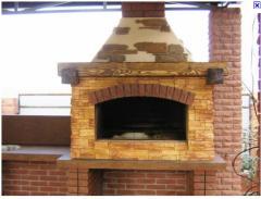 Fire-resistant brick in Ukraine. Furnaces