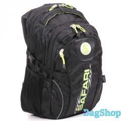 Подростковый рюкзак из ткани с отливом Safari