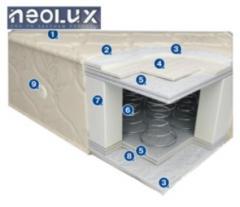 Mattresses are spring: Neolux mattress Grandee