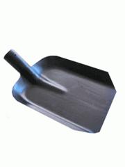 Shovels are metal sovok.