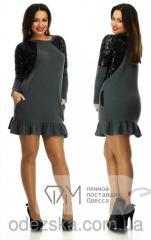 Коктельное женское платье 1197