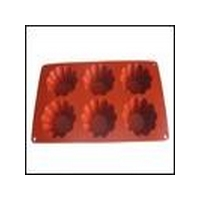 Baking dishes and frosts silicone
