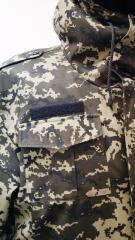 Trajes de uniforme de tejido de camuflaje