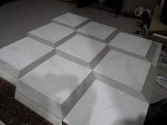 Services in cutting of a keramogranitny tile