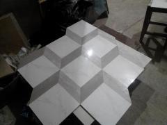 Volume cutting of a keramogranitny tile in Kharkiv