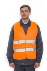 Vest of alarm 120 g/sq.m. Article 03001