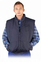 BZR MODAR vest dark blue Article 05001