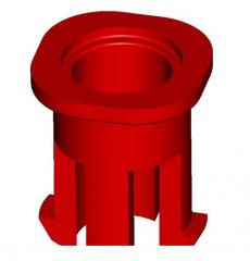 Стопор пластиковий середній Buzon для фіксації