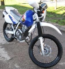 Мотоцикл Внедорожный (Enduro) Suzuki Djebel 250