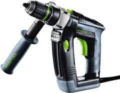 Drill screw gun of DRP 18-4 E FFP-SET