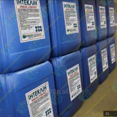 Detergents for production sanitation