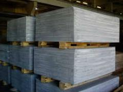 Asbestine plates