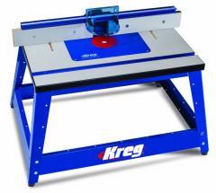 Milling table of Kreg portable