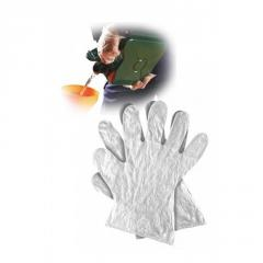 Gloves polyethylene Article 62001