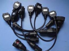Set of the Autocom Truck cables