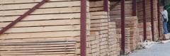 Пиломатеріали будівельні сухі — сосна