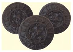 The Euro-goal cookies glazed