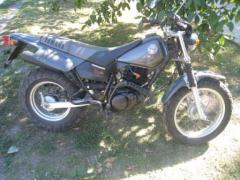 Мотоцикл Yamaha TW 200