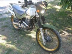Мотоцикл Kawasaki Super Sherpa 250