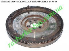 Маховик 1.9D  Volkswagen Transporter T4 90-03