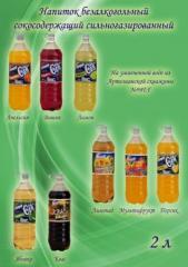 Напитки безалкогольные сокосодержащие на сахарном