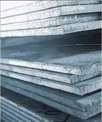 Прокат стальной горячекатаный листы (г/к)