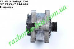 Генератор CA1499IR  Berlingo, P206, 307, С3, С4,