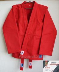 "Kimono (jacket) ter bestrijding van Sambo ""Stels"" - professioneel, + riem."