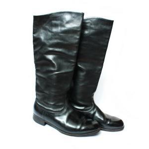 Chromic sapogiobuv leather man's