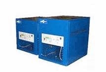 Dehumidifiers of compressed air refrigerator OV