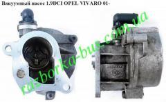 Вакуумный насос 1.9DCI  Opel Vivaro 01
