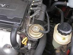 Клапан EGR 1.9TDI электроника BLS Volkswagen Caddy