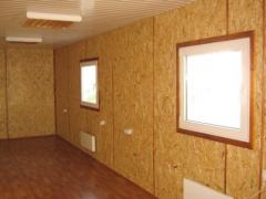 Wood chipboards moisture resistant OSB!