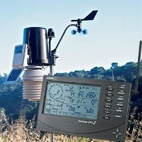 Automatic meteorological stations of Davis