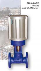 Диафрагменный клапан A 1 DN15 - DN350 PN10/16