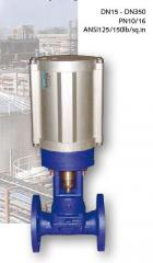 The diaphragm DN15 A 1 valve - DN350 PN10/16
