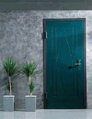 Двери металлические (без замка)