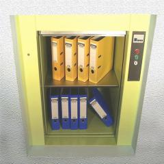 A little goods (service) elevators for libraries