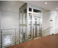 Elevators are passenger