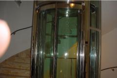 Elevators are vacuum