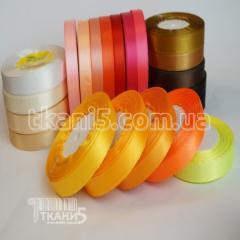 Satin ribbons (51 mm) white