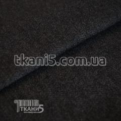 Jeans on fleece (black)