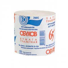 Toilet paper, 48 rolls Article 54026