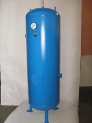 Windkessel 500 l. RVS 500.600 Gt-01, Windkessel