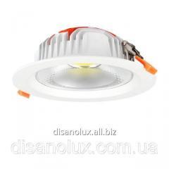 Светодиодный светильник Downlight LED COB TH3210-12W-COB 4000К