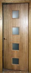 Doors shponirovanny 0014