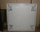 Плитка с диодной подсветкой
